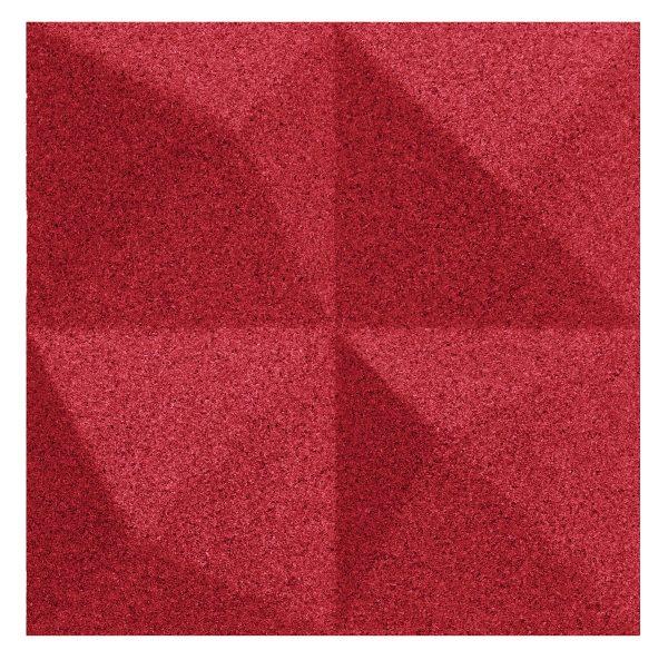 korkovy obklad peak cervena